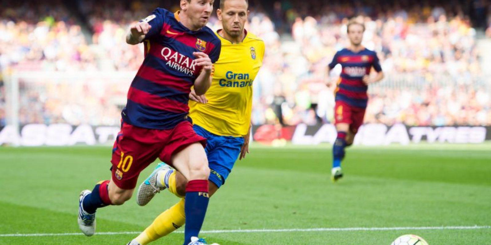 Pero se recuperó a tiempo para enfrentar al acérrimo rival. Foto:Getty Images