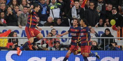 Barcelona ganó 4-0 al Real Madrid Foto:Getty Images