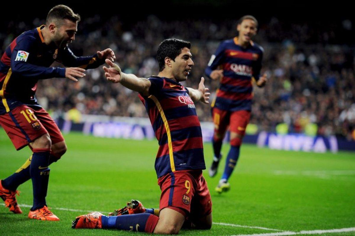 Entre Neymar y Luis Suárez suman 23 goles en la Liga de España. Foto:Getty Images