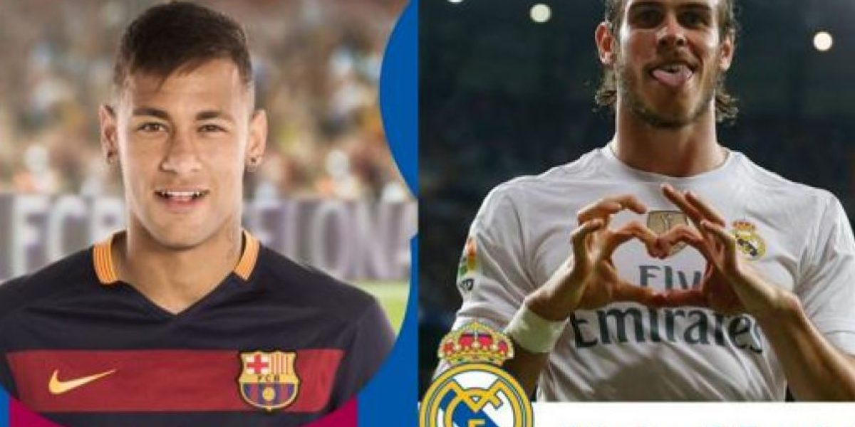 Clásico de España: Personaliza tu foto de Facebook con tu club favorito