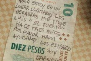 El Registro de Personas Desaparecidas del Ministerio de Seguridad de la provincia de Buenos Aires también compartió: Foto:Vía Twitter
