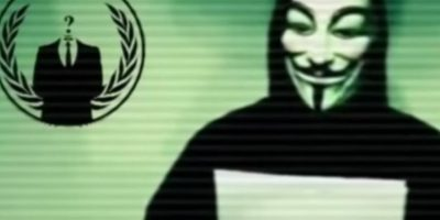 El grupo de hackers Anonymus declaró la guerra a ISIS la semana pasada un día después de los atentados. Foto:Vía Youtube