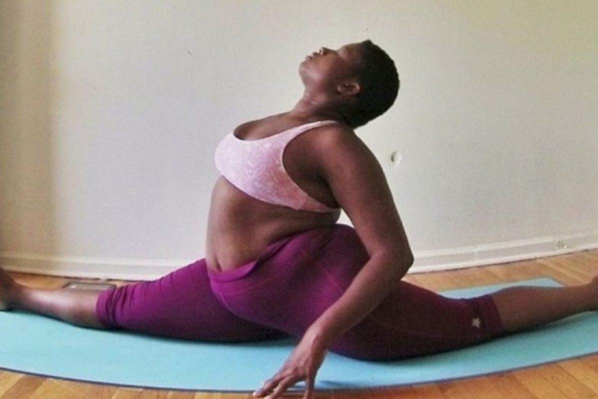 Stanley comenta en su sitio de Tumblr que ha sido difícil para ella romper con los estereotipos de una típica maestra de yoga. Sin embargo, esto no le impidió convertirse en una de ellas. Foto:Vía Instagram.com/mynameisjessamyn