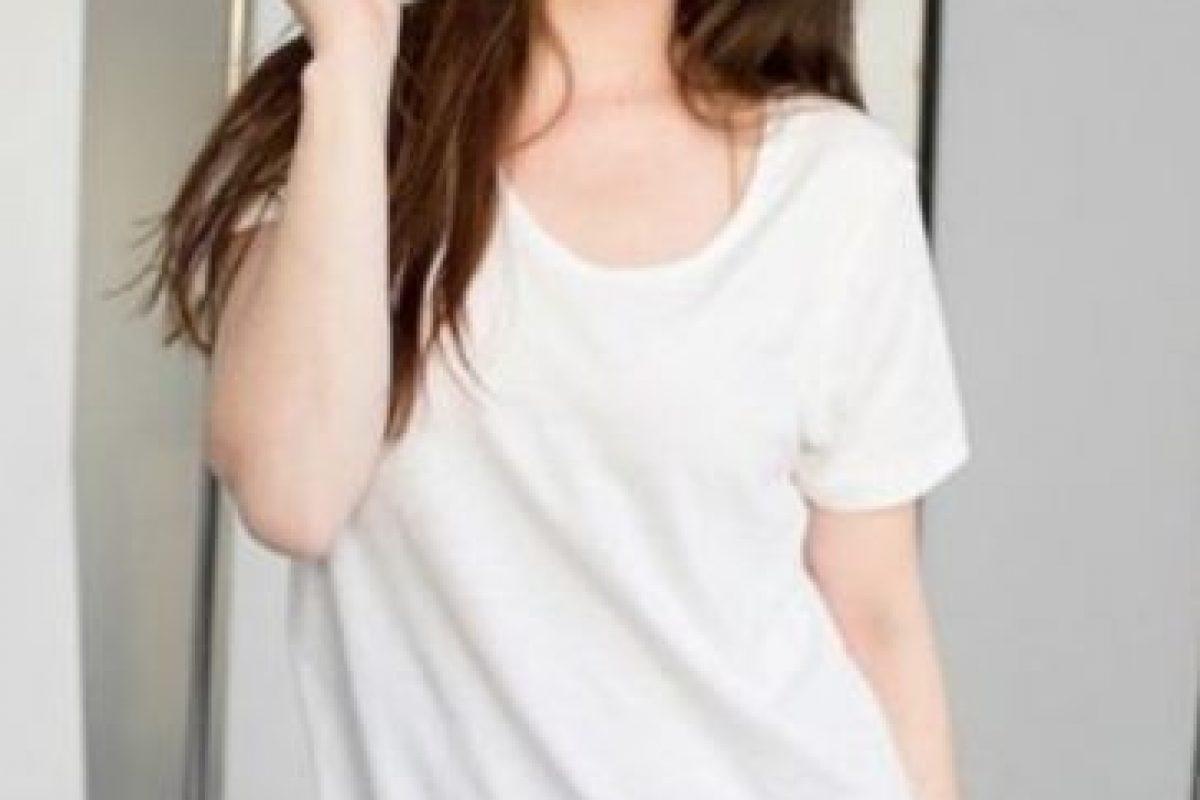Tiene 21 años y no está interesada en lucir perfecta en sus fotos, aunque a la hora de modelar lo logra. Foto:Vía Instagram/@@meganfayy
