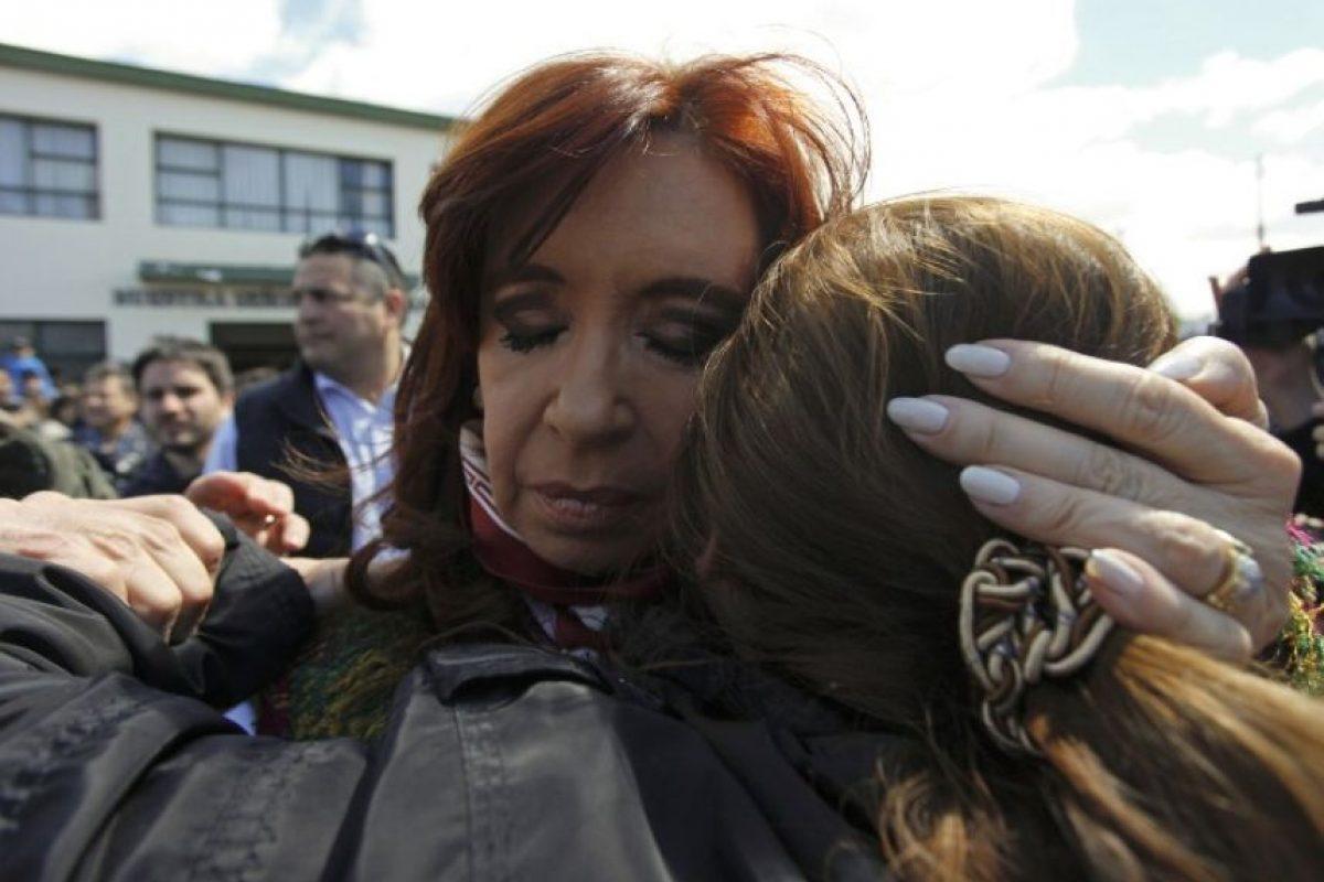 El fiscal electoral Jorge Di Lello confirmó que recibió una denuncia telefónica en contra de la presidenta por su discurso en Río Gallegos Foto:AFP
