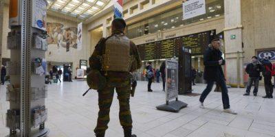Ni los museos, comercios o bares han abierto ante la alerta máxima. Foto:AFP