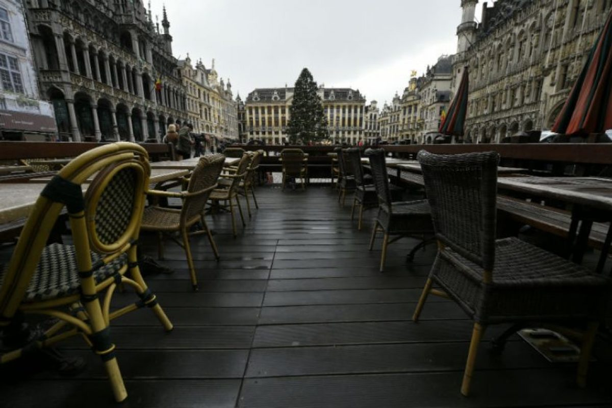 Las autoridades sugirieron a la población evitar multitudes Foto:AFP