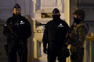 Y la ciudad continuará paralizada durante el lunes. Foto:AFP