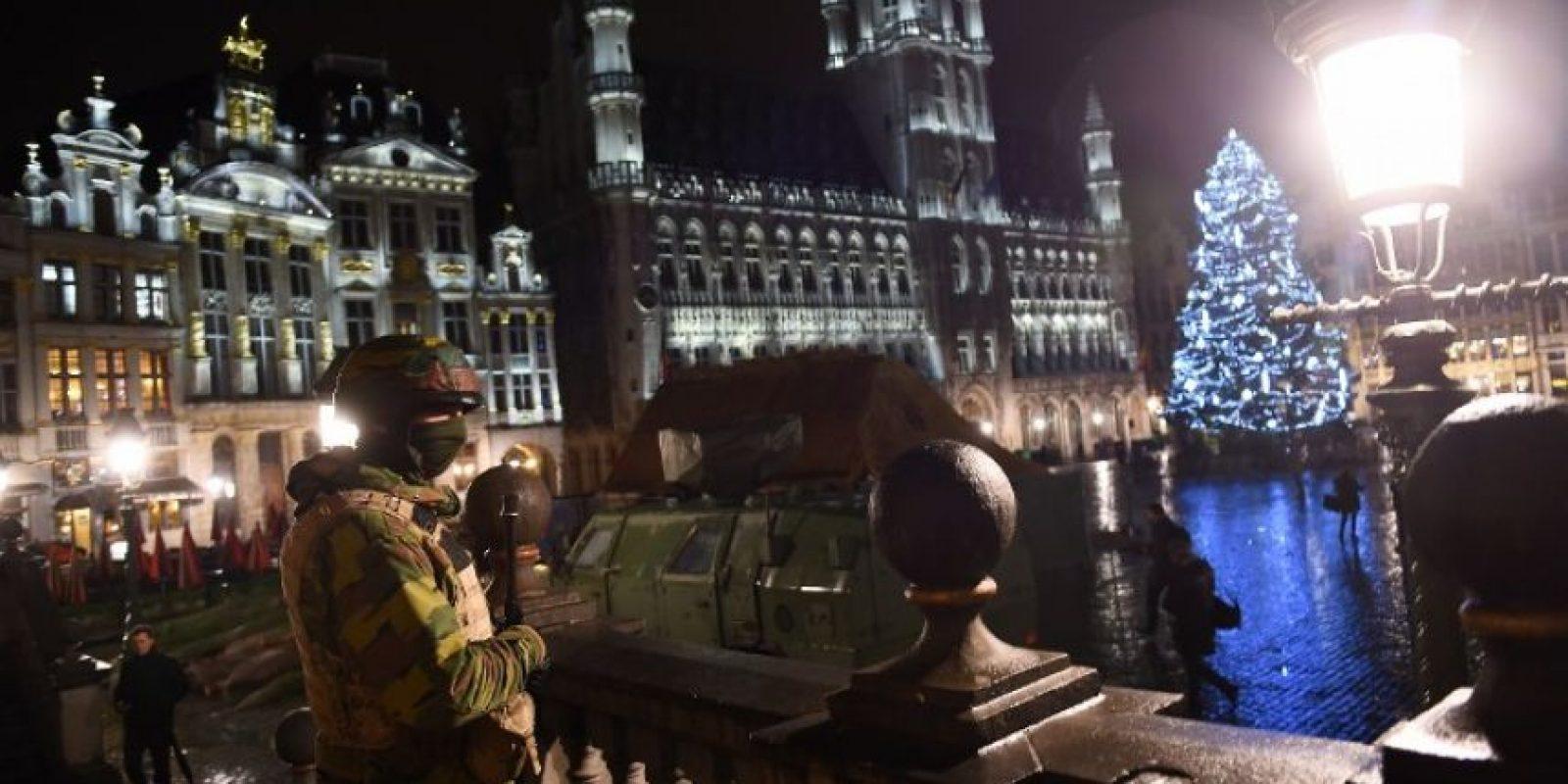 Y ahora se lanzó un operativo antiterrorista en el hotel Radisson Blue. Foto:AFP
