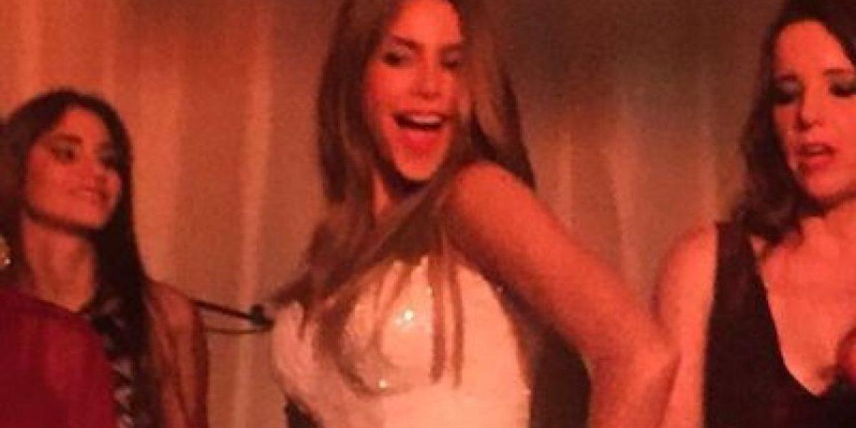 Fotos: Así se vivió la última noche de soltera de Sofía Vergara