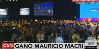 Elecciones Argentina: Mauricio Macri sería nuevo presidente, de acuerdo a boca de urna