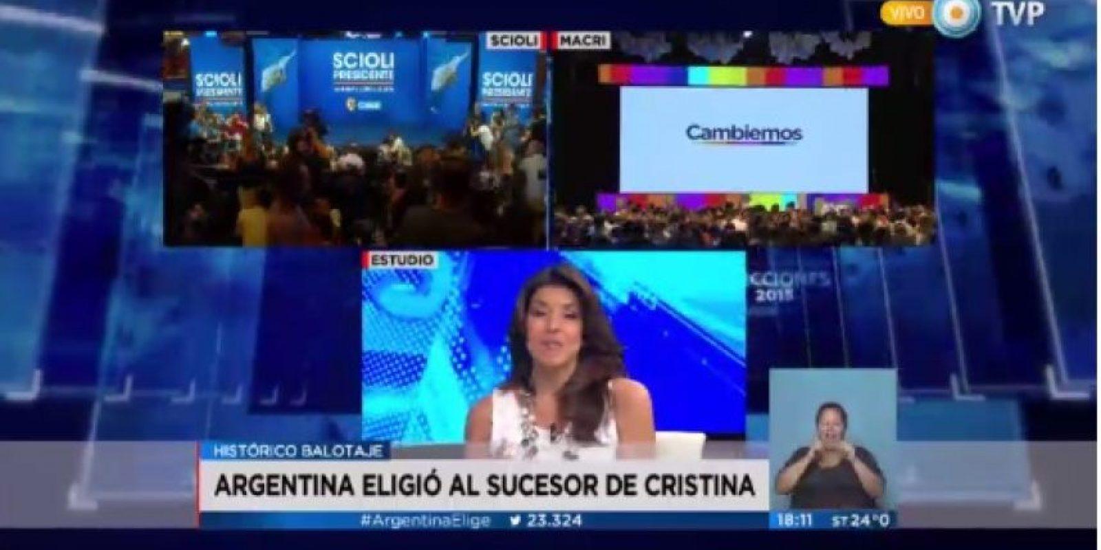 Televisión Pública Foto:Tvpublica.com.ar