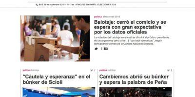 Télam – Agencia Nacional de Noticias Foto:TELAM.com.ar