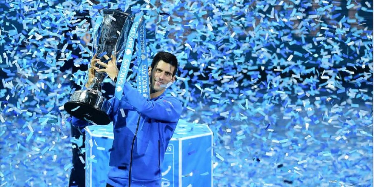 Djokovic se embolsa 2 millones de dólares por su semana en Londres