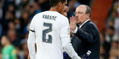 """""""Benítez es el entrenador y las cosas están bien hechas"""" dice Zidane"""