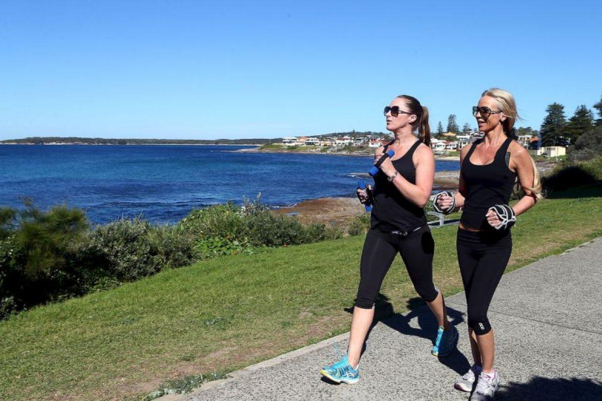 Dicho ejercicio también mejora la función cognitiva y es un antidepresivo natural, retardando la aparición de la demencia, Foto: Getty Images