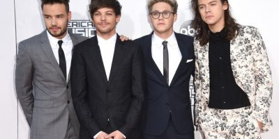 Mejor grupo por/rock: One Direction Foto: Getty Images