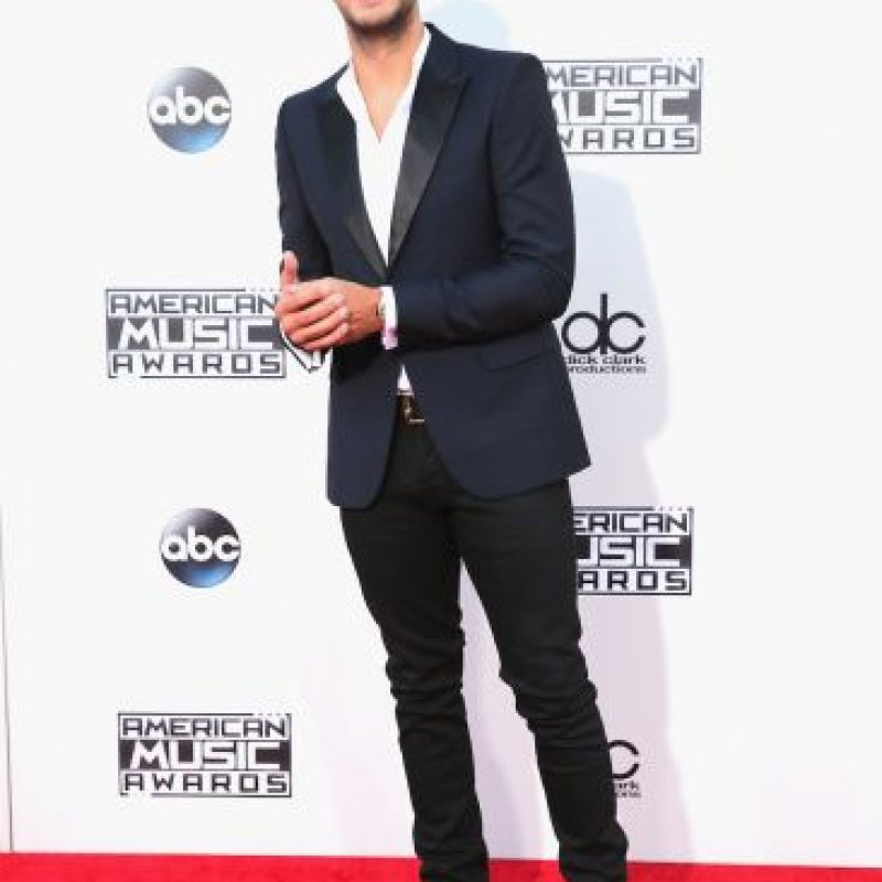 Mejor cantante masculino de Country: Luke Bryan Foto: Getty Images