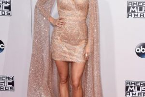 Mejor cantante femenina Country: Carrie Underwood Foto:Getty Images