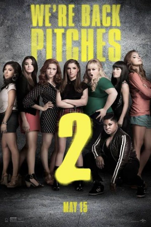 Mejor soundtrack: Pitch perfect 2