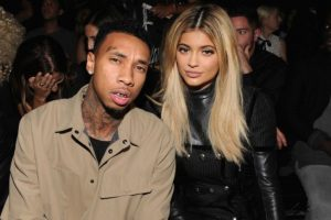 Kylie Jenner y Tyga Foto: Getty Images