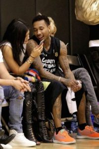 Kylie Jenner y Tyga Foto:Grosby Group