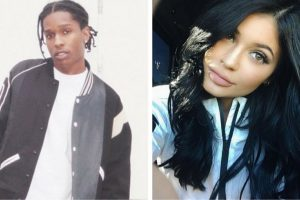Kylie Jenner y ASAP Rocky Foto: Getty Images