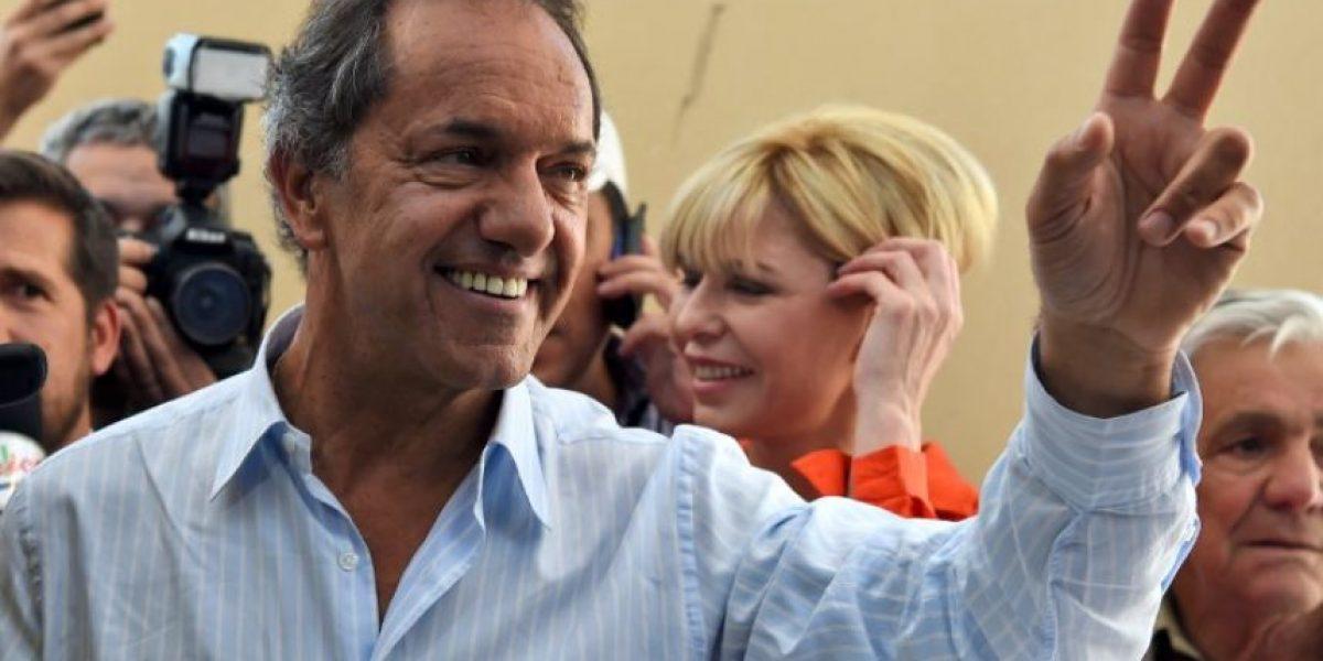 Mauricio Macri, nuevo presidente de Argentina: Daniel Scioli reconoció la derrota