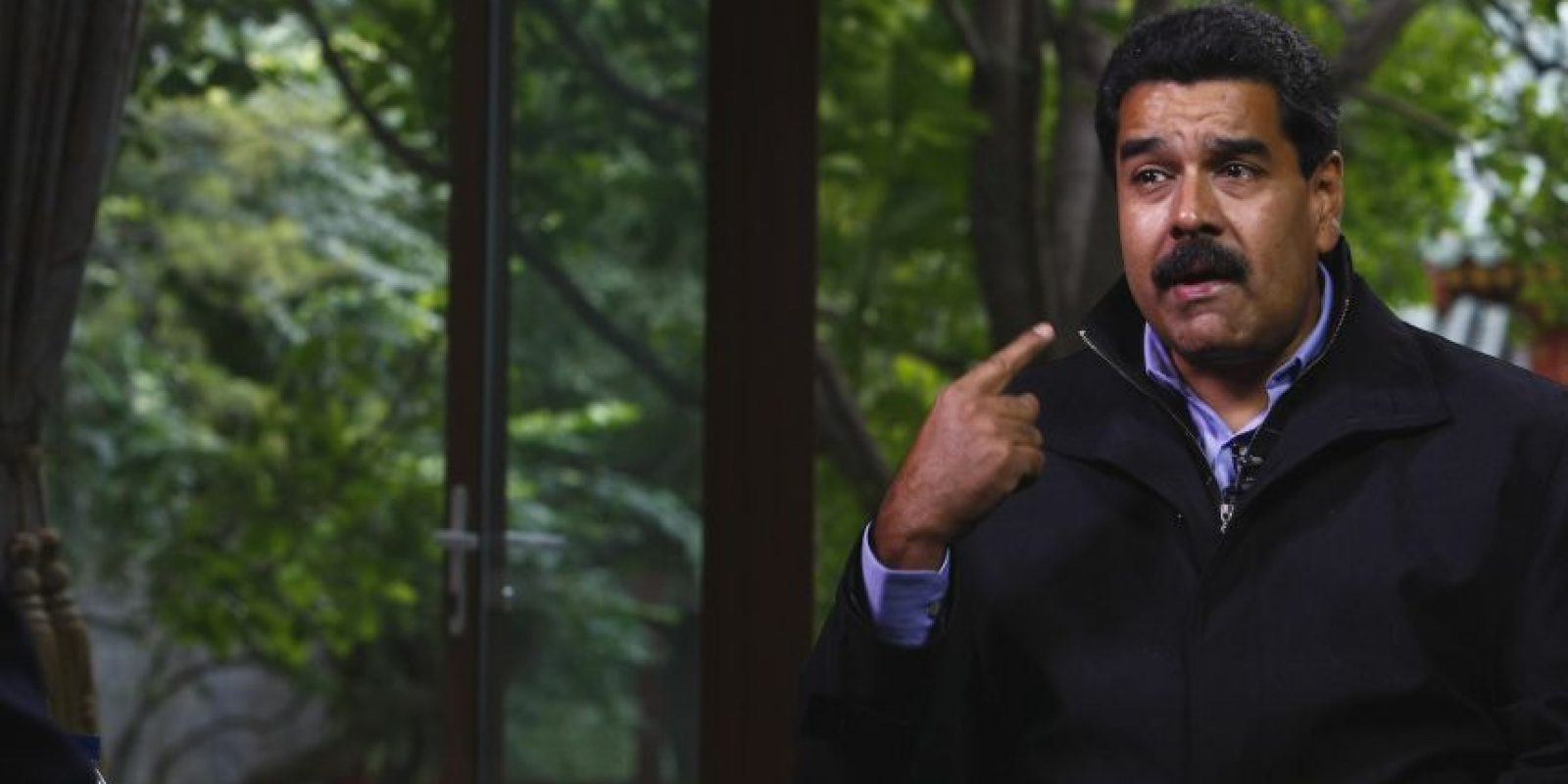 """Durante su visita a Panamá, Maduro cambió el nombre de la comunidad El Chorrillo: """"Yo les agradezco porque esta visita no se había anunciado, era secreta, yo quería venir en silencio, en soledad a rendirle un homenaje al espíritu eterno de quienes cayeron, los mártires del zorrillo… de Chorrillo"""". Foto:Getty Images"""