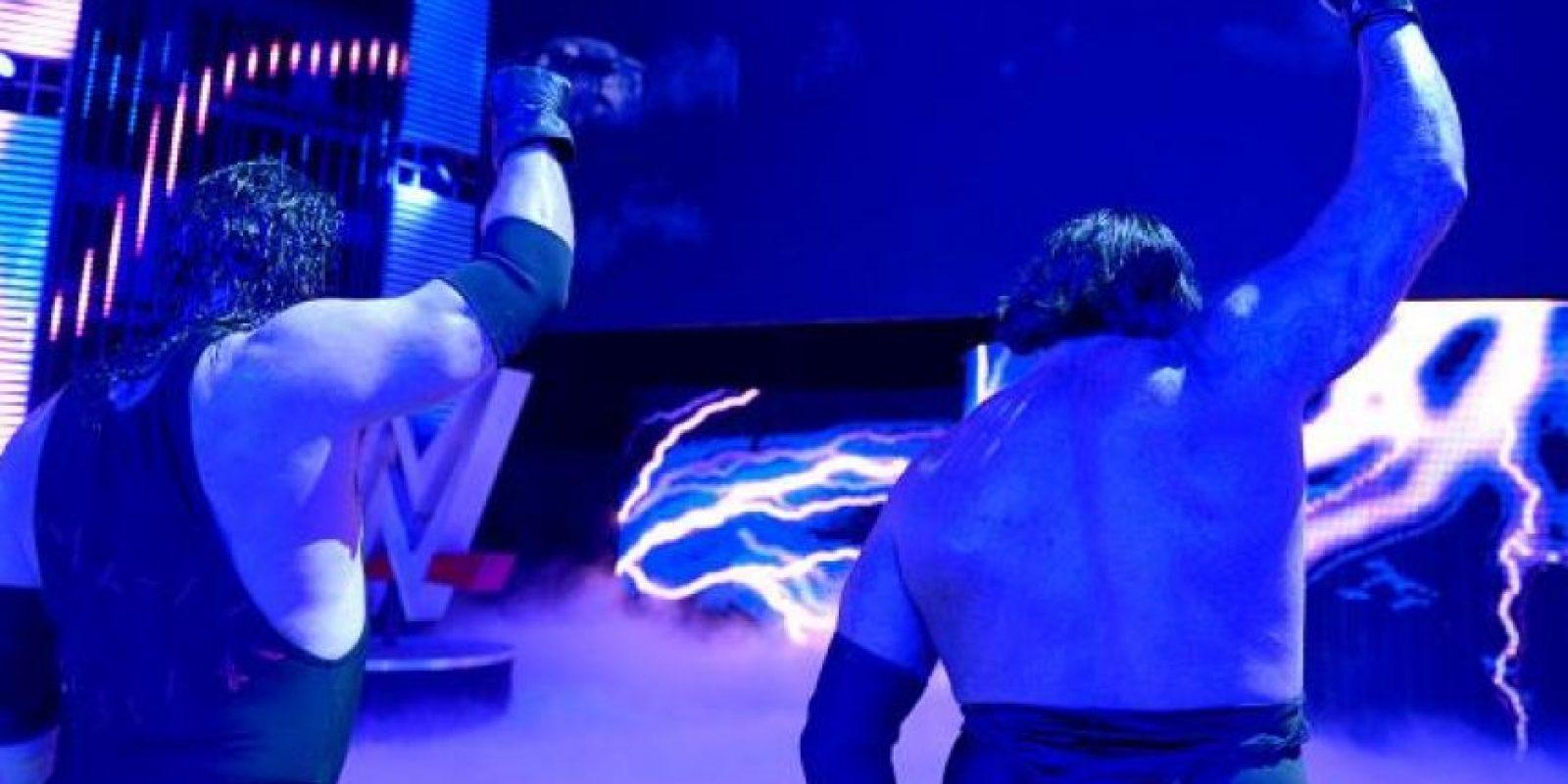 Las mejores imágenes del Undertaker en Survivor Series Foto:WWE