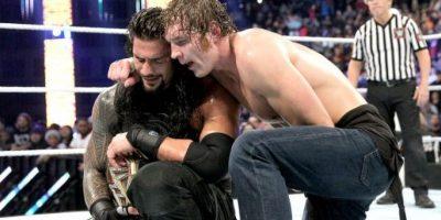 Y Dean Ambrose eliminó a Kevin Owens Foto:WWE