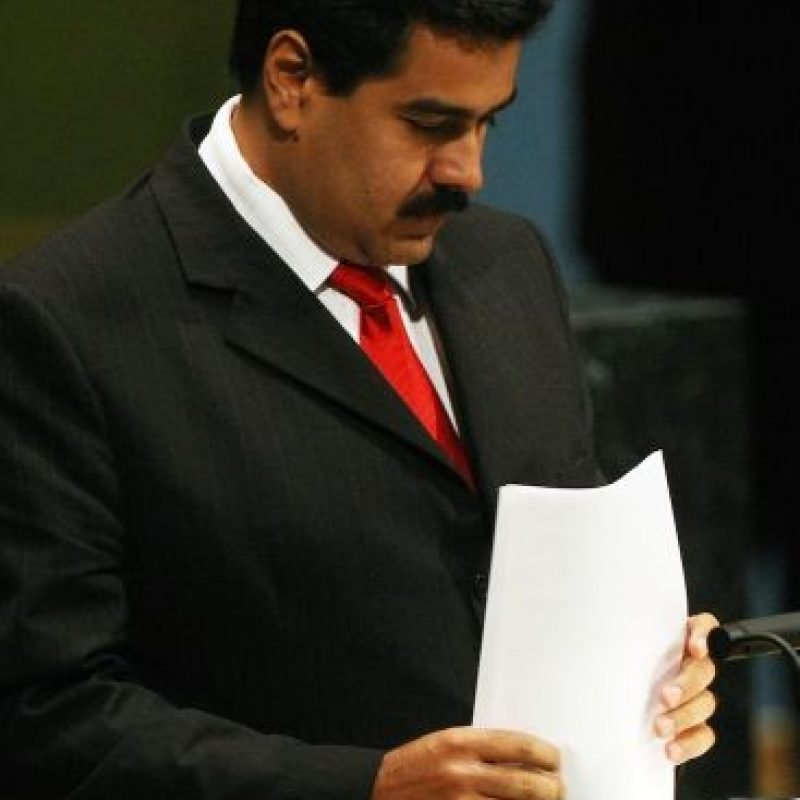 """Cristo redentor se hizo carne, se hizo nervio, se hizo verdad en Chávez"". Foto:Getty Images"