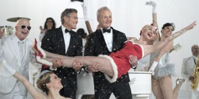 Bill Murray quiere que te pongas navideño en este especial de Netflix