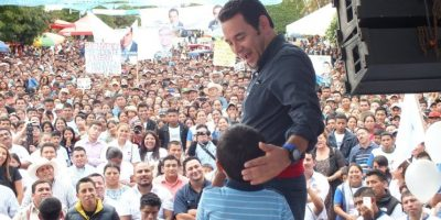 Foto: Facebook Jimmy Morales