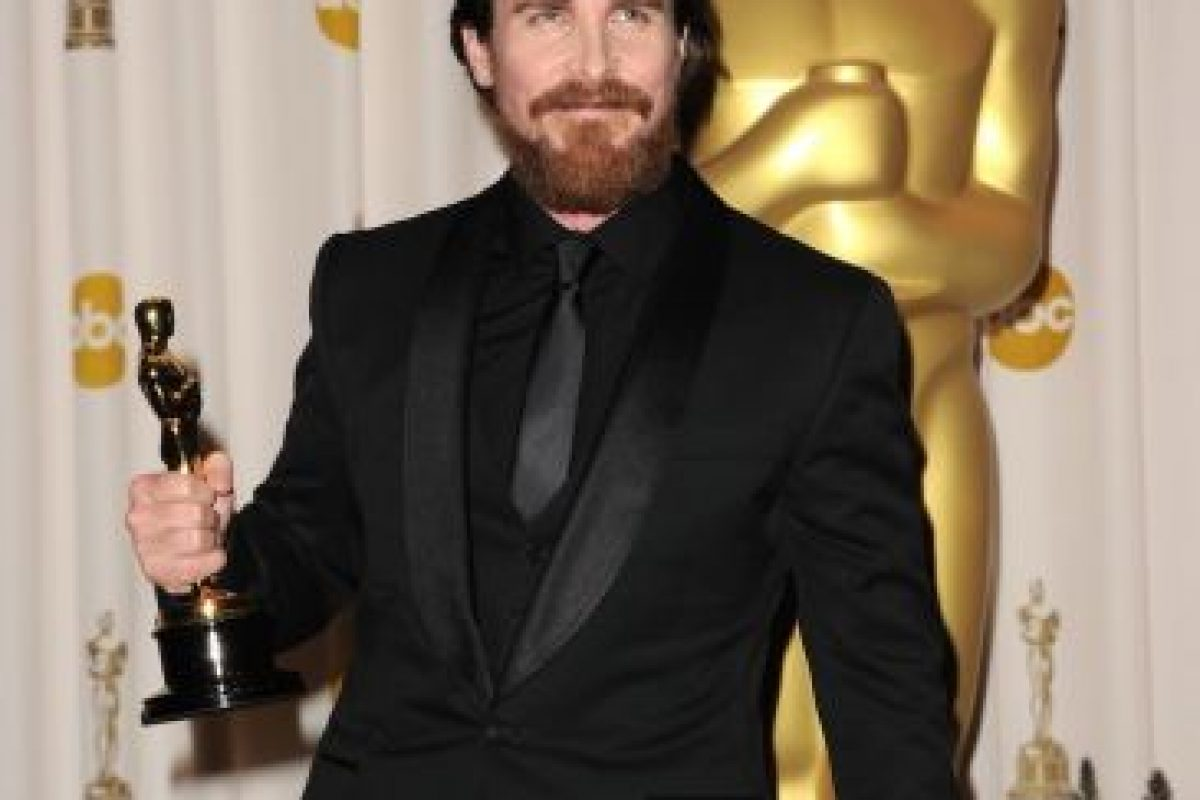 Christian Bale Foto:Getty Images