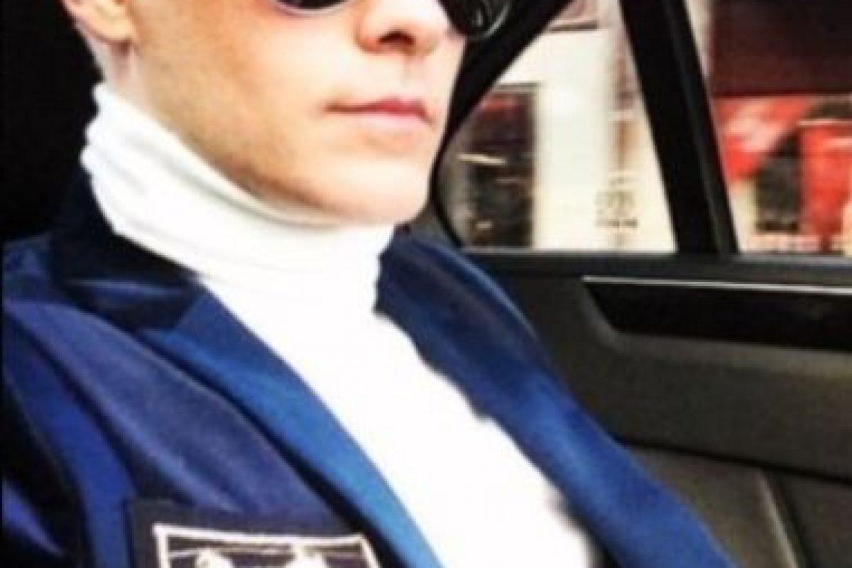 Jared Leto: las publicaciones del actor y cantante en Snapchat son de las más esperada. Foto:Vía instagram.com/jaredleto