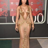 Esta ocasión no hubo pelea. Sin embargo, las actitudes de Nicki Minaj en los AMAs dejaron mucho que desear. Foto:Getty Images