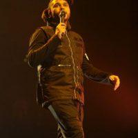 """Mejor álbum R&B: The Weeknd por """"Beauty Behind the Madness"""". También obtuvo el galardón a Mejor cantante Soul/R&B. Foto:Getty Images"""