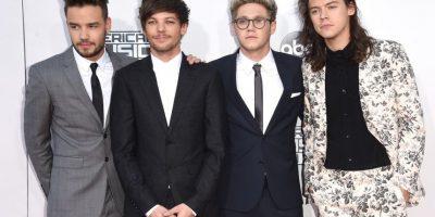 Mejor grupo por/rock: One Direction. Los británicos también recibieron el premio a Artista del año. Foto:Getty Images
