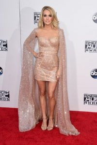Mejor cantante femenina Country: Carrie Underwood Foto: Getty Images