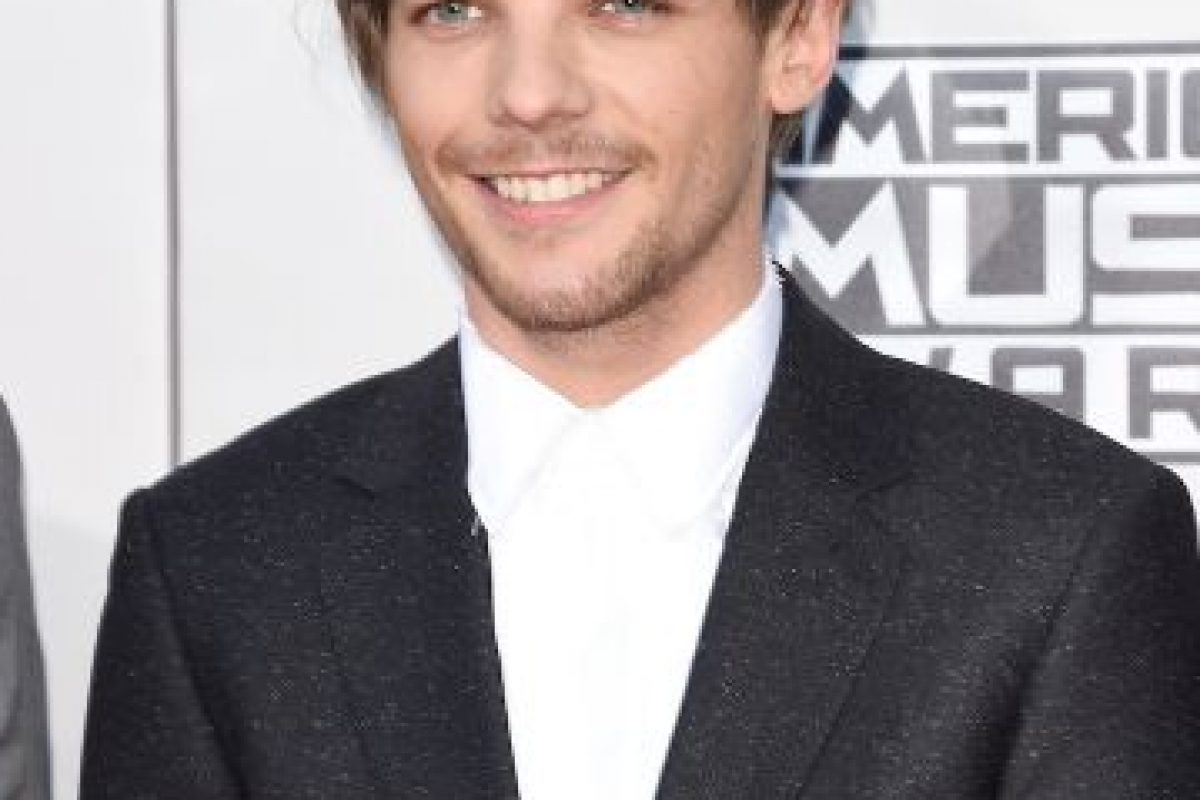 Louis Tomlinson Foto:Getty Images