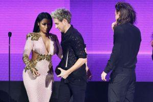Nicki Minaj fue la encargada de entregar este reconocimiento. Foto:Getty Images