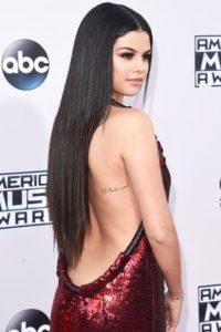 Así lució Selena en la alfombra roja Foto:Getty Images