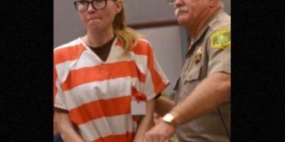 Recibió una condena de dos a 30 años de prisión por tener sexo con tres de sus alumnos Foto:AP