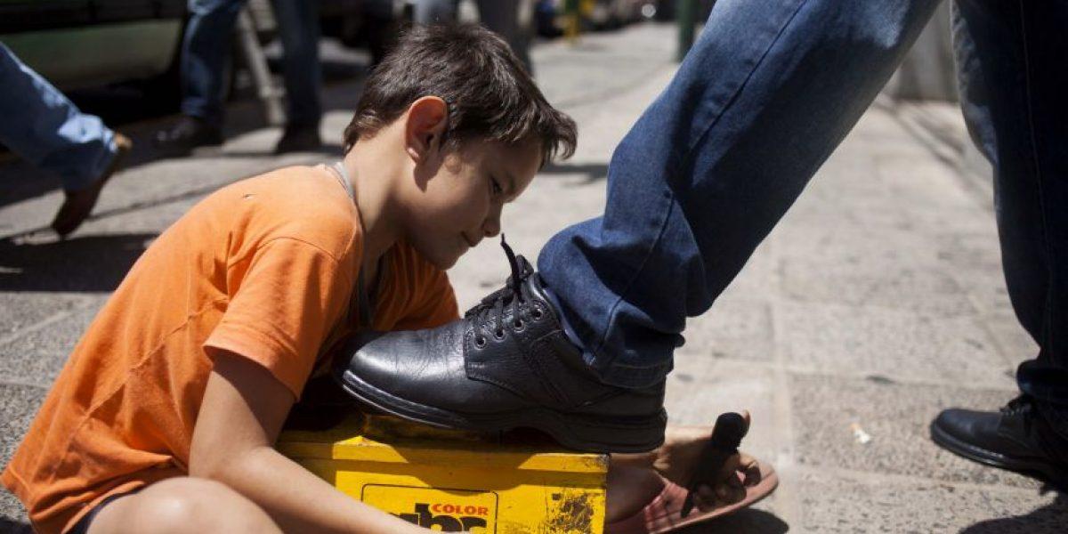 Más de 800 mil niños están activos laboralmente en Guatemala
