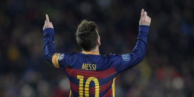 El cuadro azulgrana no tuvo piedad del cuadro romano y lo venció 6-0 en el Camp Nou. Foto:AFP