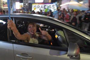 """""""Nuestro primer viaje oficial será a Brasil, nuestro principal socio a futuro"""". Foto:AFP"""
