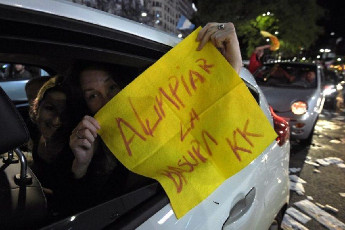 Dijo que esperará una transición ordenada. Foto:AFP