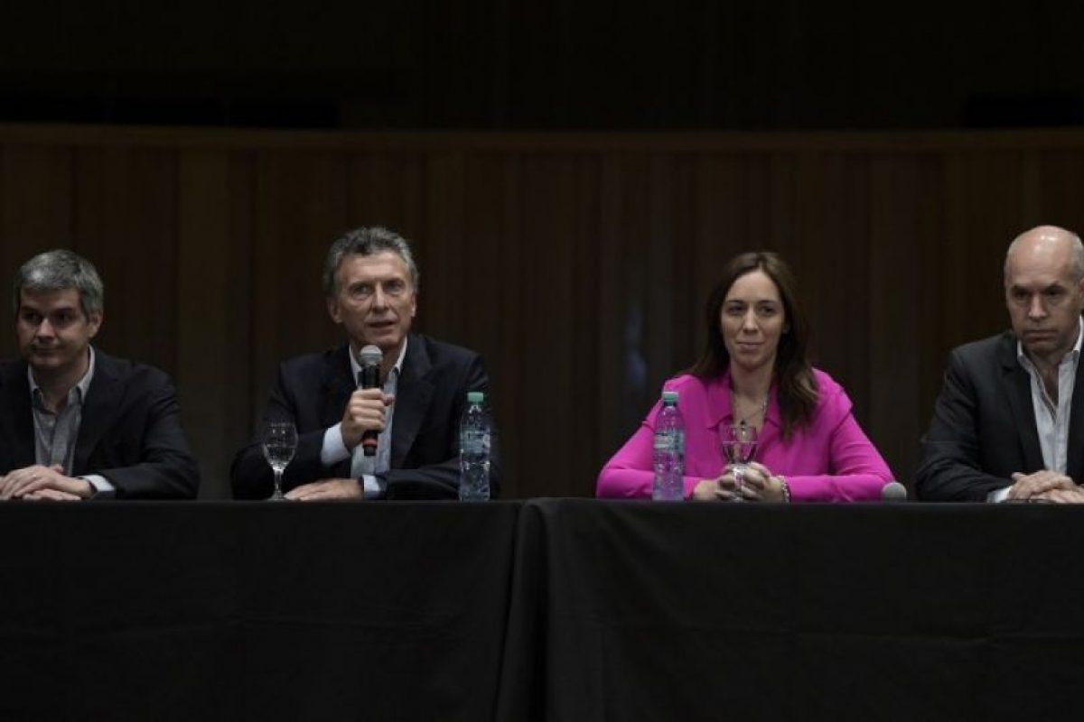 """Habrá una """"política de diálogo y transparencia"""". Foto:AFP"""