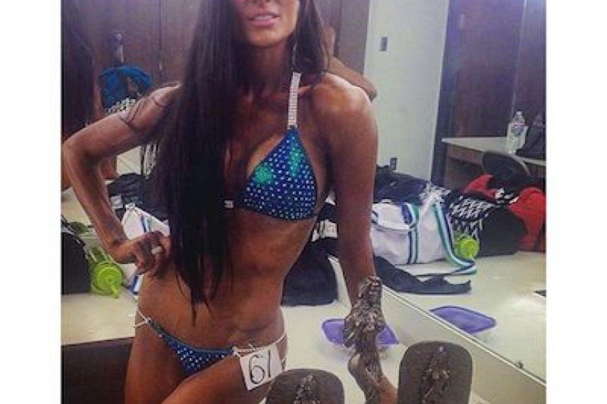 """Una modelo y profesora en Utah, Estados Unidos, fue denunciada por los padres de sus alumnos quienes la acusan de publicar """"fotografías pornográficas"""" en su cuenta de Instagram. Foto:Instagram.com/Minscakes"""